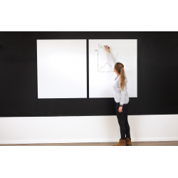 Qualis space whiteboard